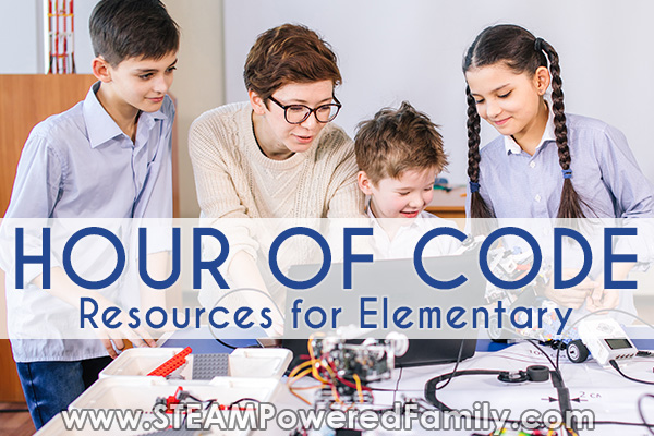 Hour of Code resources for parents and teachers