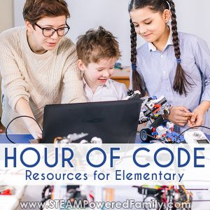 Hour of code resources for teachers and parents