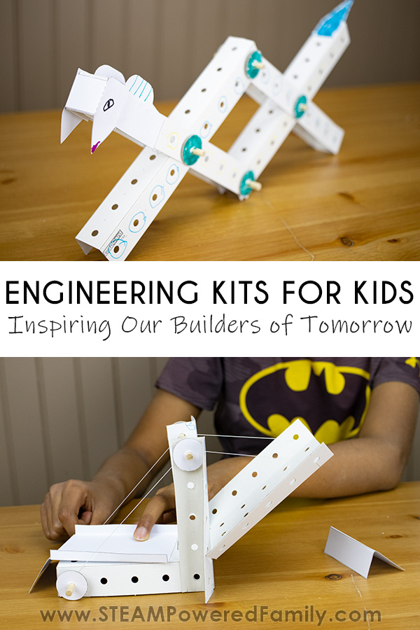 Engineering kits that are fun and educational for elementary aged kids
