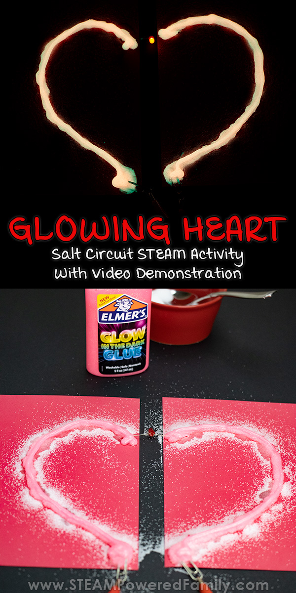 Valentine's Day Circuit STEAM Project