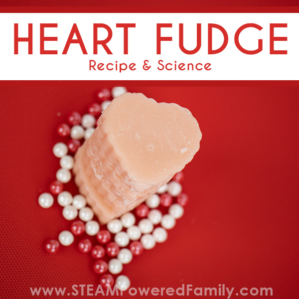Heart Fudge Recipe
