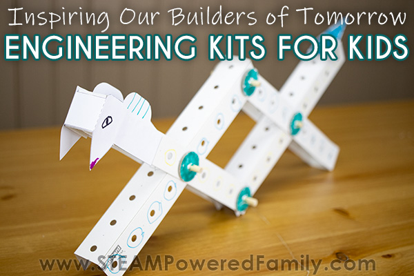 Engineering kits for our builders of tomorrow