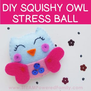 DIY Stress Ball with no flour or balloons