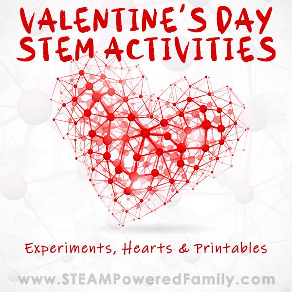 Valentine's STEM Activities