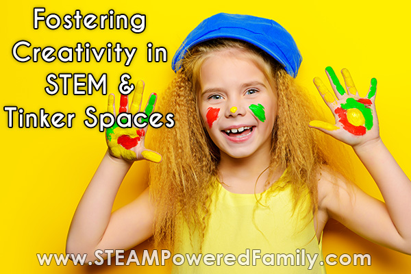 creativity and imagination in STEM