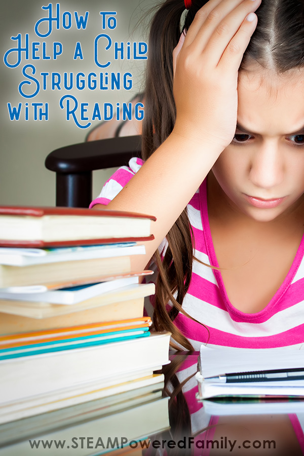 Reading difficulties in kids