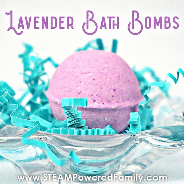 Lavender Sleep Bath Bomb