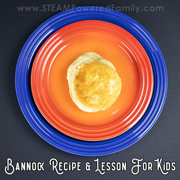 Delicious and easy bannock recipe