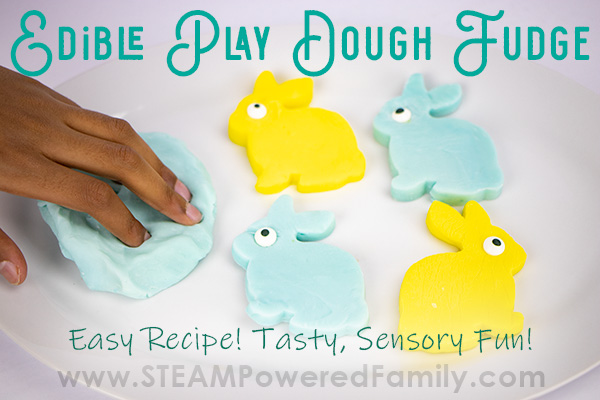 Play Dough Fudge you can eat!