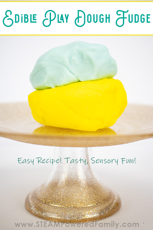 Play Dough that is edible and fun