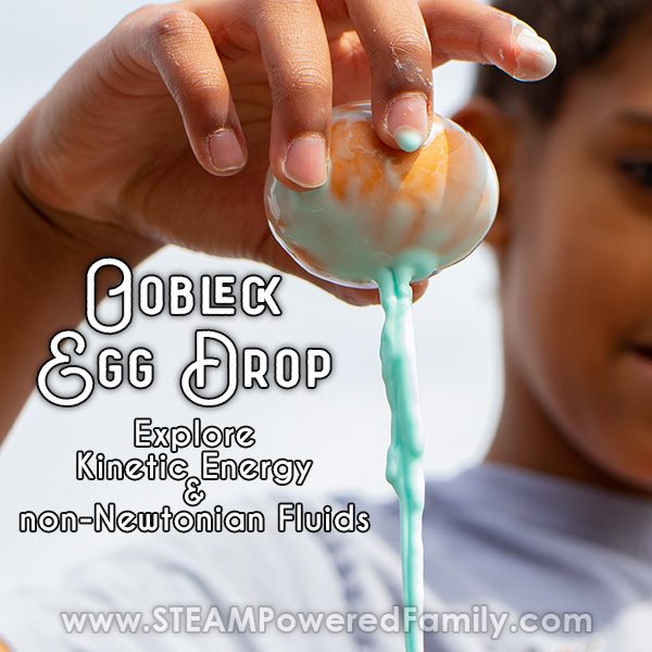 Oobleck Egg Drop Project