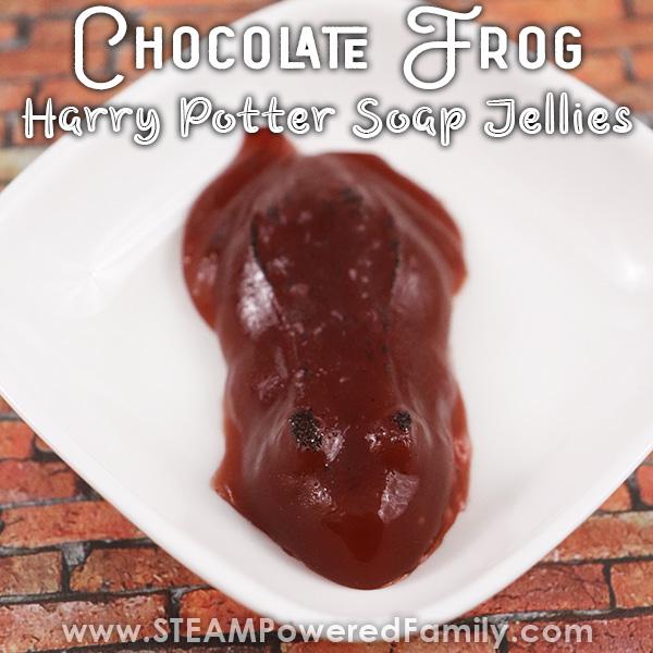 Harry Potter Soap Jelly