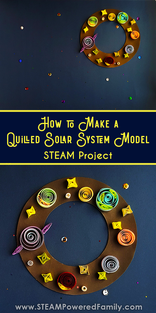 How to quill a Solar System Model