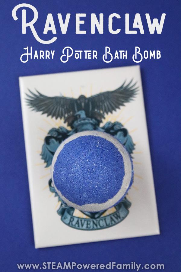 Harry Potter Ravenclaw House Bath Bombs