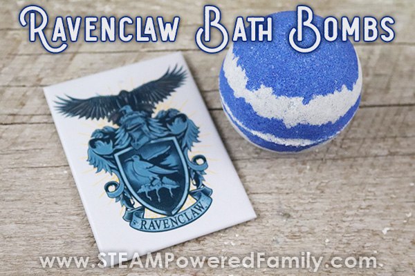 Ravenclaw Bath Bombs