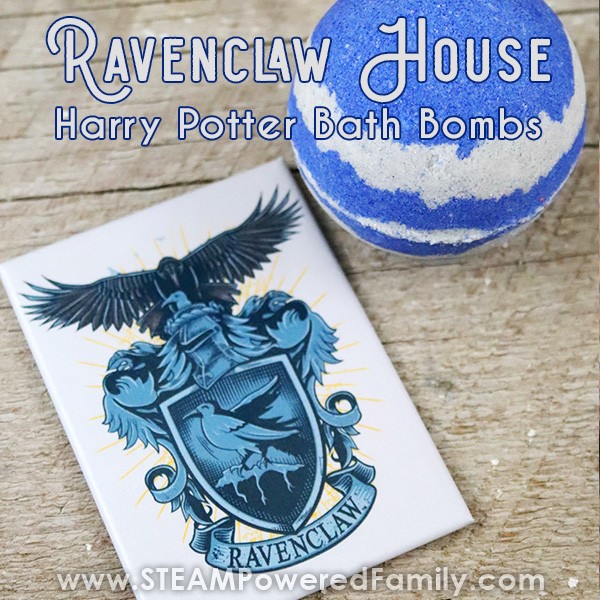 Harry Potter Ravenclaw Bath Bombs