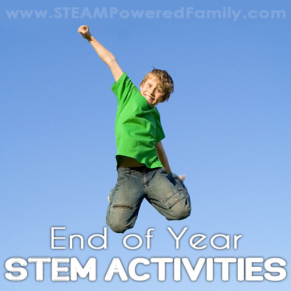 End of year STEM Activities and Celebrations