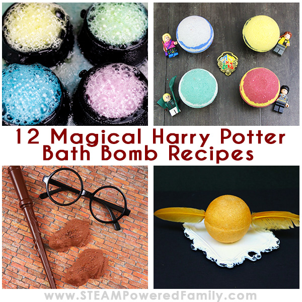 Harry Potter Bath Bombs