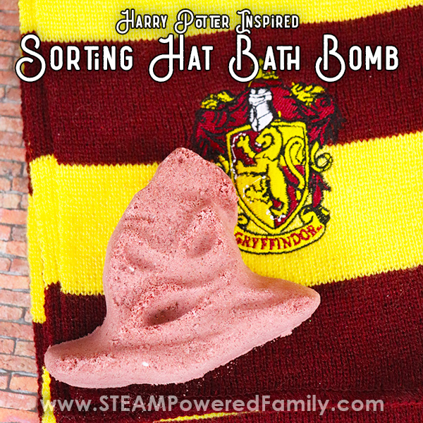 Sorting Hat Bath Bomb