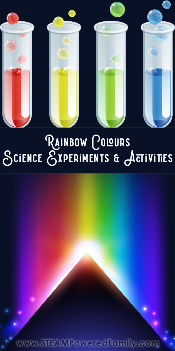 Rainbow Science Experiments and Activities