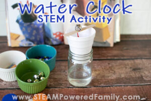 How to build a water clock