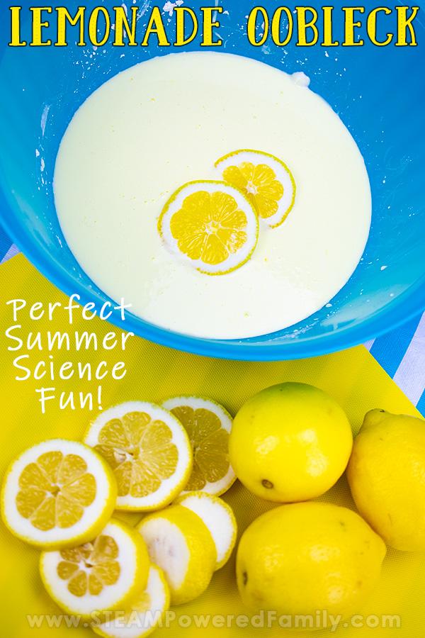 Lemon Oobleck