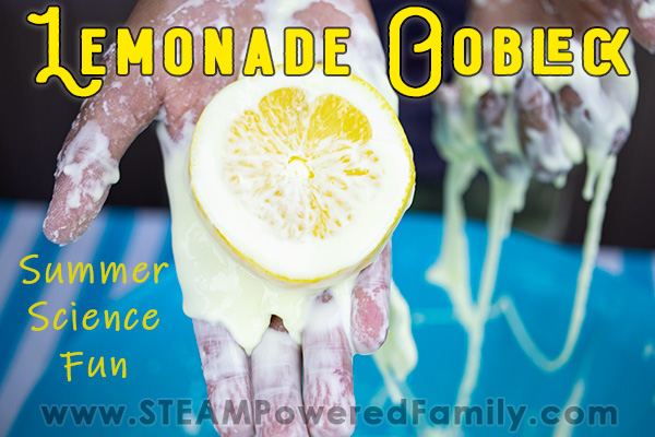Lemon Oobleck