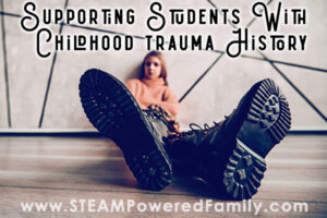 Tips for supporting students with childhood trauma history in the classroom