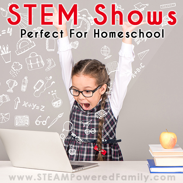 STEM Educational Videos and Shows