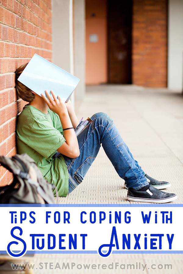 Tips for coping with anxiety in the classroom