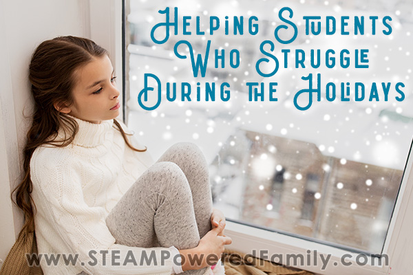 Helping Struggling Students During the Holidays
