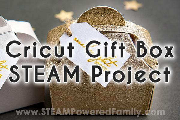 Cricut Gift Boxes