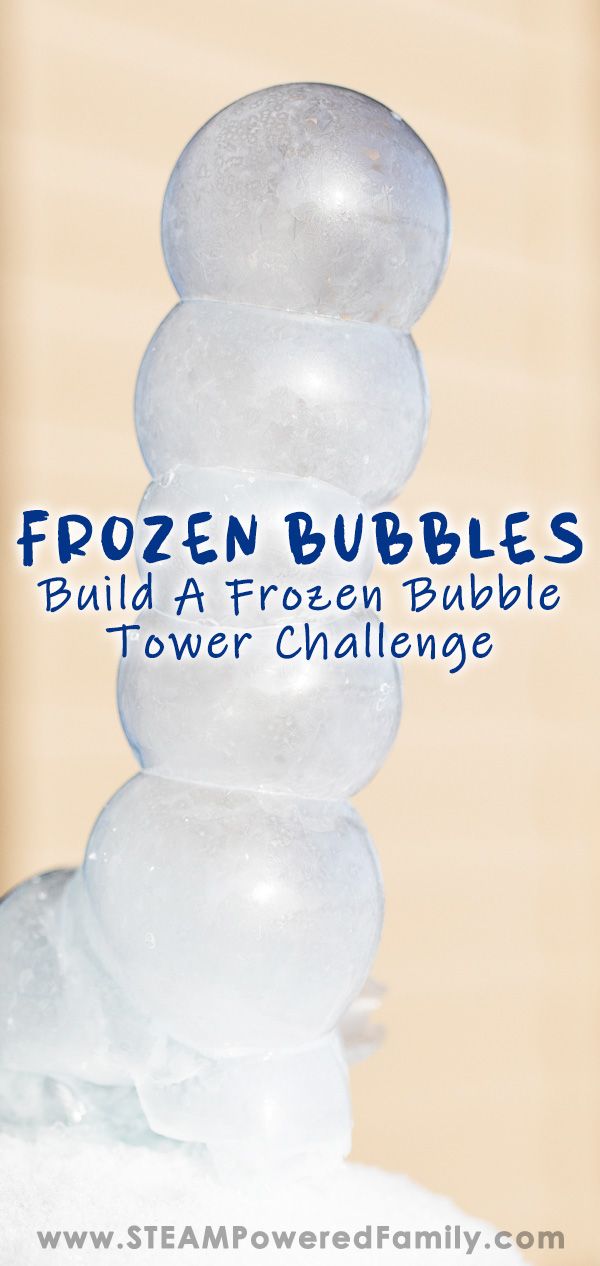 Build a Frozen Bubble Tower Challenge