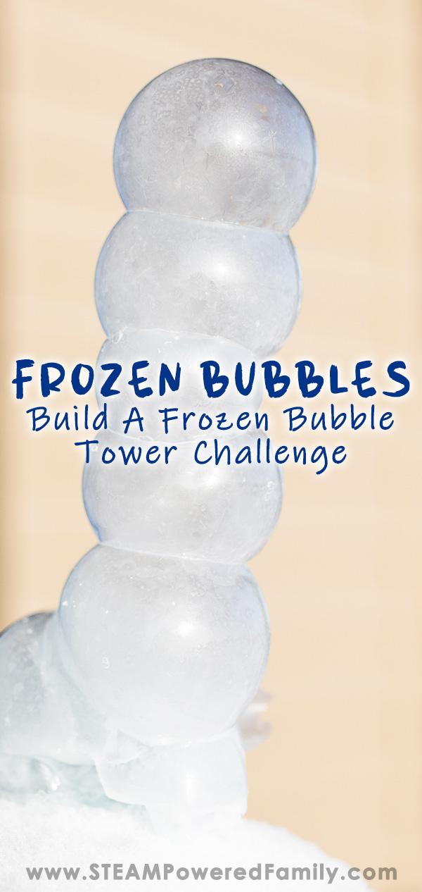 Build a Frozen Bubble Tower Challenge