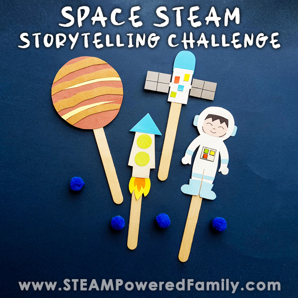 Space STEAM Storytelling