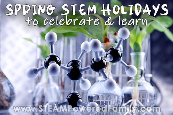 Spring STEM Holidays