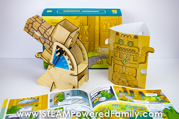 Build a Cannon with MEL Kids
