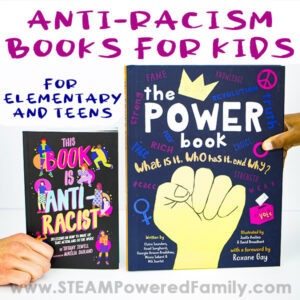 Anti-Racism books for kids and teens