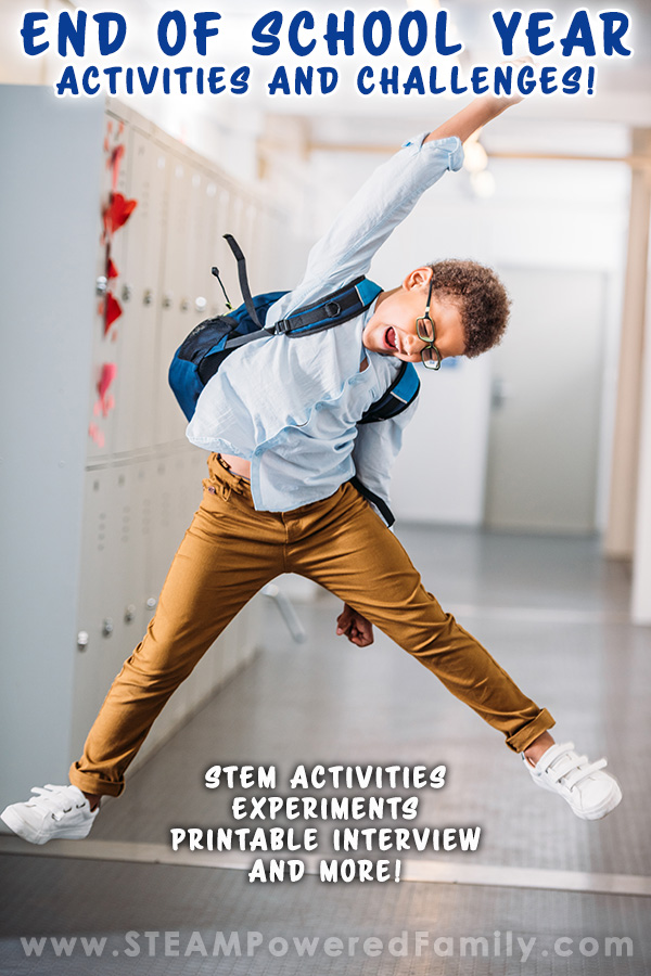 End of School Year Activities and Challenges