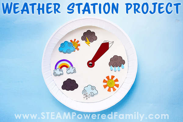 Weather Station Project for Kids