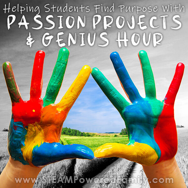 Passion Projects for Kids