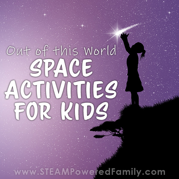 Space Activities for Kids