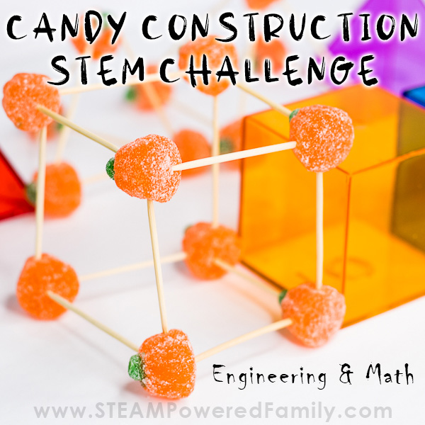 Candy Construction STEM Challenge