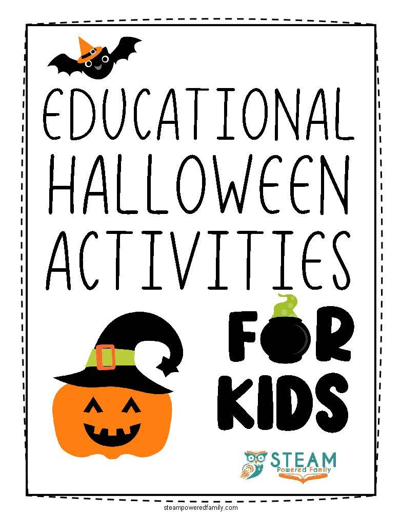 31 Days of Halloween Activities