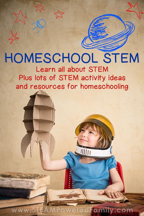 Homeschool STEM Ultimate Resource