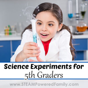 Science Experiments for 5th Graders