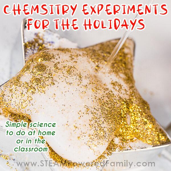 Christmas Chemistry Experiment