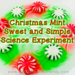 Christmas Mint Simple Science