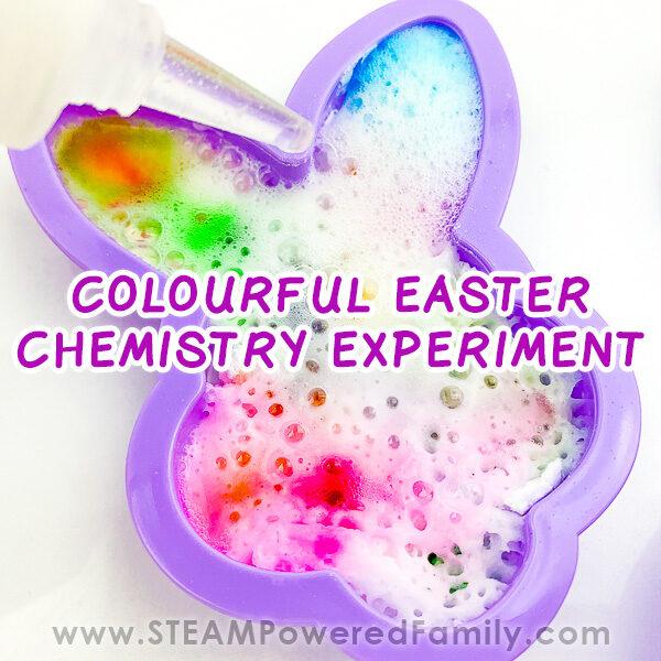 Chemistry Easter Activity for Kids