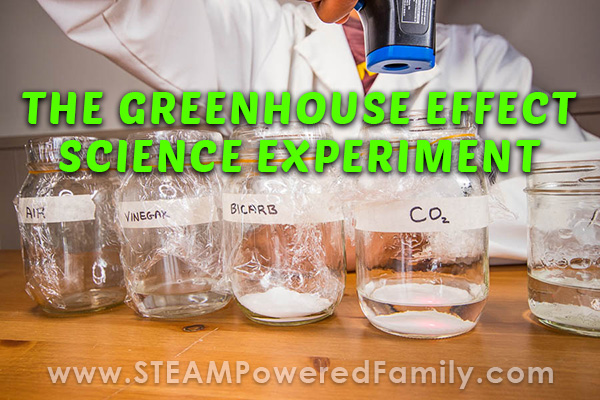 Greenhouse Effect Experiment